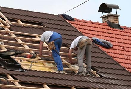 Toronto New Roof Installation
