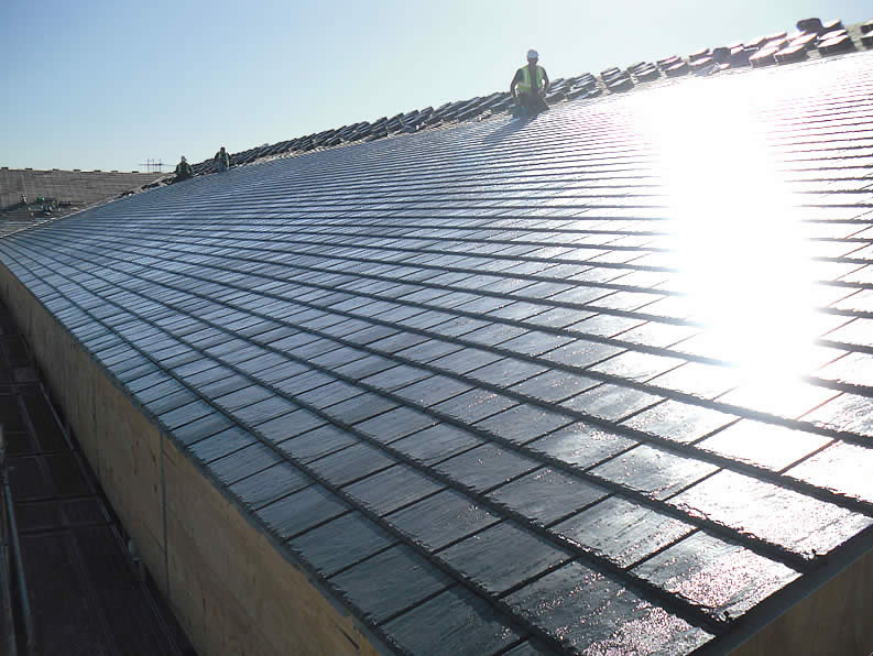 Commercial Roof Installation : New roof installation toronto roofing company