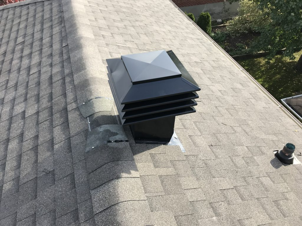 roofs installation contractor